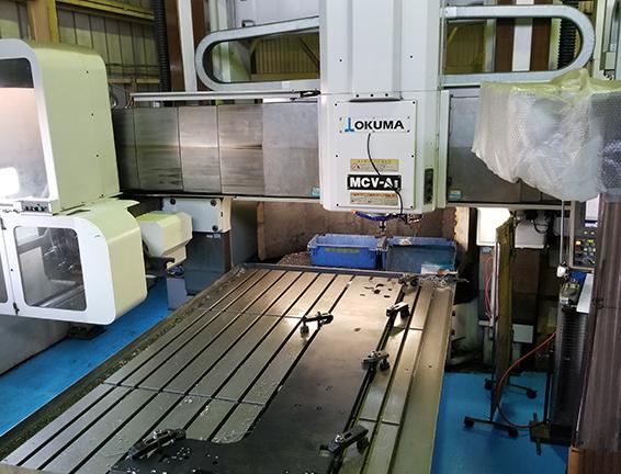 専用治工具を開発し、効率的な加工と安定した品質をお約束いたします。