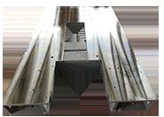 高精度 機械フレームの加工・製作 産業機械のベース・骨格となるフレームをお届け!~門型マシニング・五面加工機で4,000mmクラスまでの大物部品加工!~